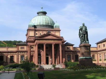 Kaiser Wilhelm Bad - Kurgarten
