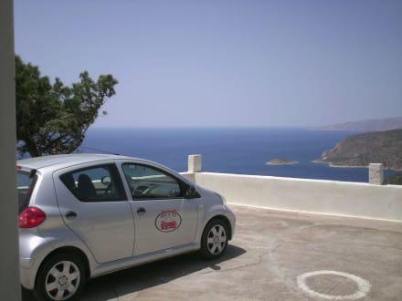 Unterwegs auf Rhodos - Transport