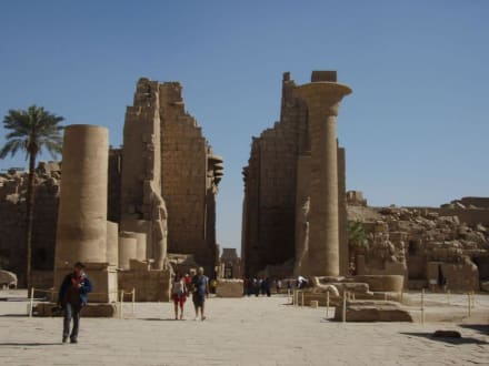 Karnaktempel - Amonstempel Karnak