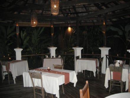 Restaurantbereich - Tamarind Hill