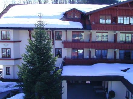 Außenansicht - Königshof Hotel Resort