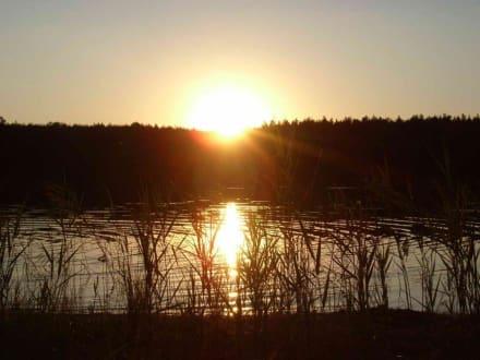 Sonnenuntergang - Märchensee