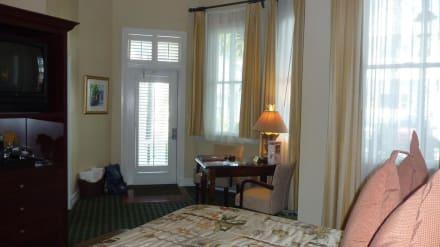 Unser schönes Zimmer - La Mer Hotel & Dewey House