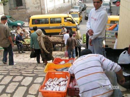 Markttreiben - Markt Sousse