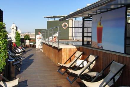 hotel universal barcelona: