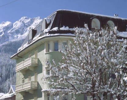 Innichen im Winter - Hotel Dolce Vita Alpina Post