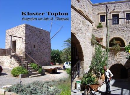 Kloster Toplou - Kretas äußerster Osten