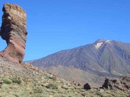 Vulkan Teide - Teide Nationalpark