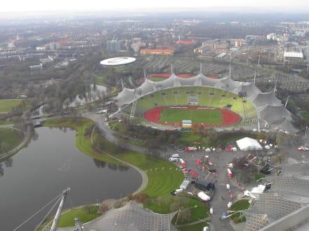 Olympiastadion - Olympiapark