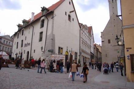 Außenansicht Gasthaus Olde Hanse - Olde Hanse