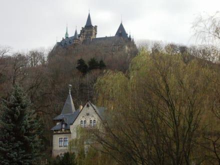Schloss Wernigerode - Schloß Wernigerode