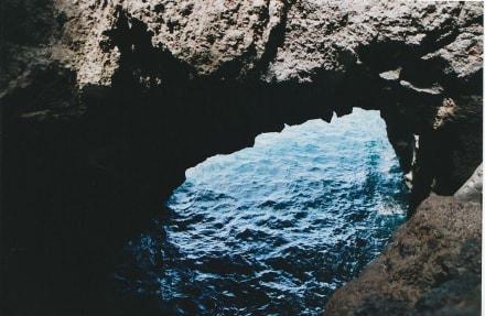 Schöne Durchblicke aufs Meer - Los Hervideros