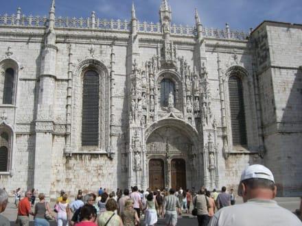 Kloster - Rundreise um Lissabon