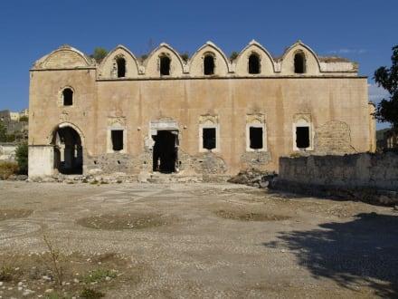 Die High Church aus dem 17. Jhd. - Griechische Siedlung Kayaköy