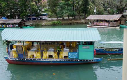 Restaurantschiff - Loboc River