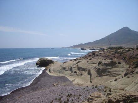 Schöne Küste - Parque Natural Cabo de Gata