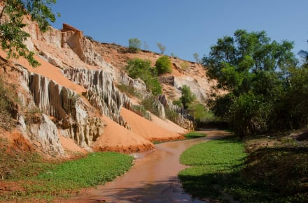 Sonstiges Landschaftmotiv - Roter Canyon/Fairy Stream