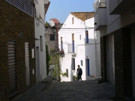 Cadaques - Altstadt Cadaques