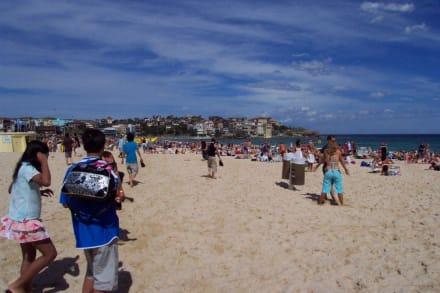 Nach der Strandkontrolle - Bondi Beach