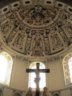Decke im Dom von Trier - Trierer Dom