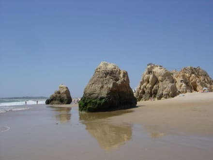 Strand Praia da Alvor - Strand Alvor
