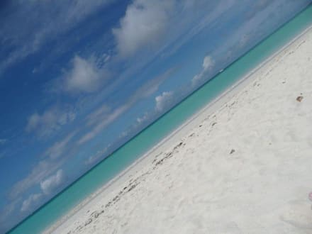 Anse Volbert auf Praslin - Strand Bucht Volbert