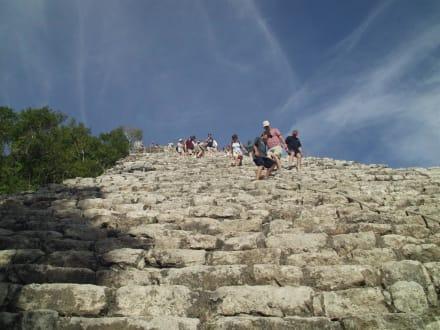 Mexiko, Coba - Ruinenstätte Cobá