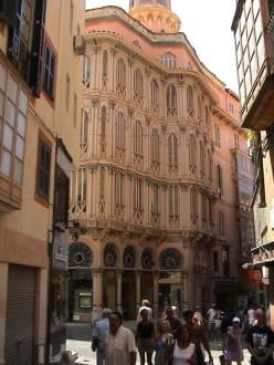 Gasse in Palma Innenstadt - Altstadt Palma de Mallorca