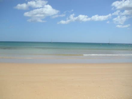 Meia Praia - Strand Meia Praia