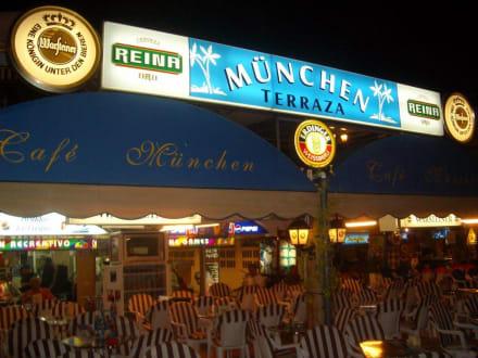 """Das """"Café München"""" - Einkaufszentrum Cita"""