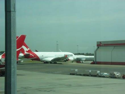 A380 - Flughafen Sydney/ Kingsford Smith Airport (SYD)