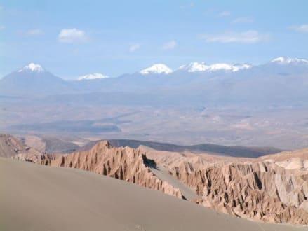 Valle de La Luna - Valle de la Luna