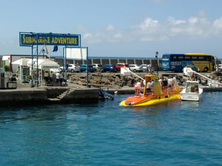 U-Boot Tour Yellow Submarine - U-Boot Tour Yellow Submarine Puerto de Mogán