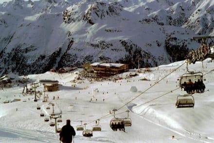 Ischgl Idalp - Skigebiet Ischgl
