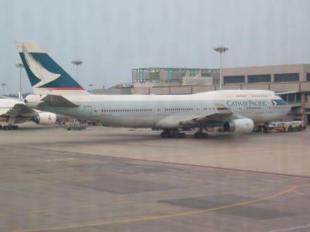 B 747-400 - Flughafen Singapur Changi (SIN)
