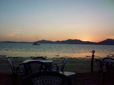 Phuket Sunset - Similan Islands