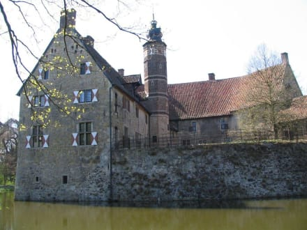 Burg Vischering - Wasserburg Vieschering