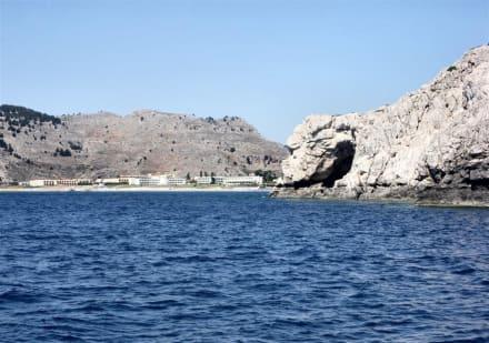 Bucht - Bootstour Faliraki
