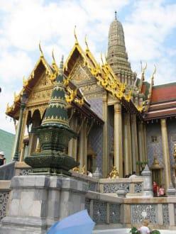 Grand Palace - Wat Phra Keo und Königspalast / Grand Palace