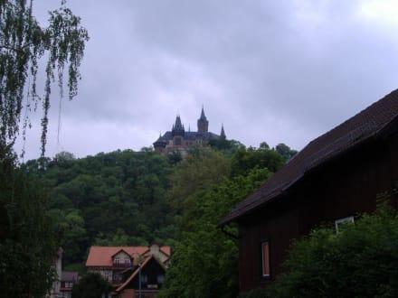 Schlossberg - Schloß Wernigerode