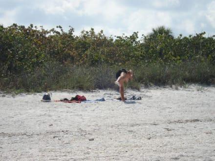 Am Barefoot Beach - Barefoot Beach State Preserve