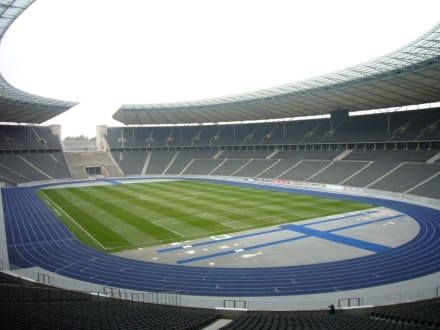 Olympiastadion - Olympiastadion