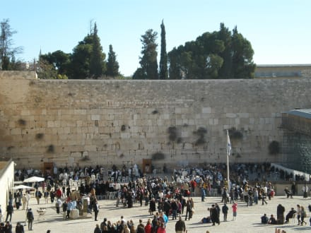 Religious sites (churches, temples, etc.) - Wailing wall