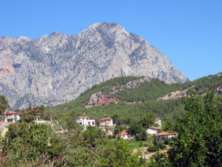 Gegend rund um Antalya - Taurusgebirge