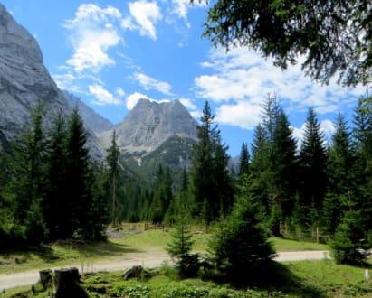 Eindrucksvolle Natur im Gaistal - Wandern Leutasch