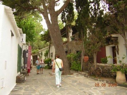 Haus von Dali - Haus von Dali in Port Lligat