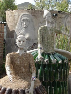 Skulpturen - Nieu Bethesda
