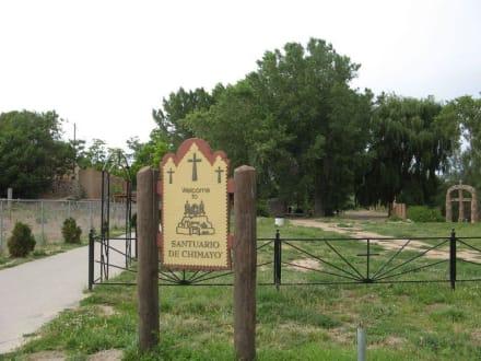 Santuario de Chimayó in New Mexico - Santuario de Chimayó