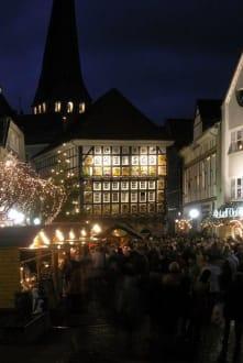 Weihnachtsmarkt - Altstadt Hattingen