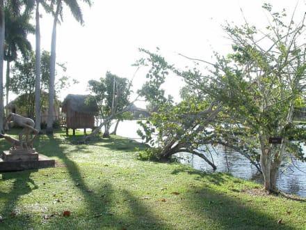 Guama - Indianerdorf